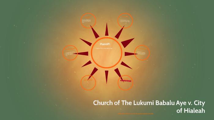 church of lukumi babalu aye