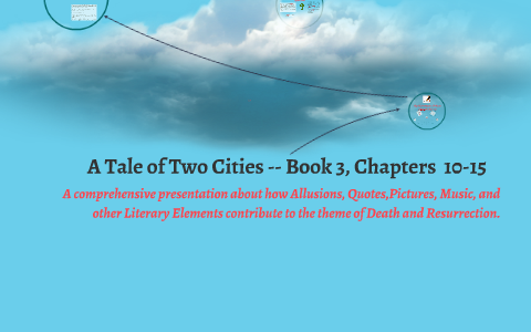 foreshadowing quotes in a tale of two cities