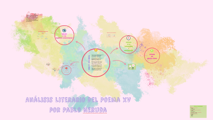Analisis Literario Poema Xv Pablo Neruda Natalia Rubiano By
