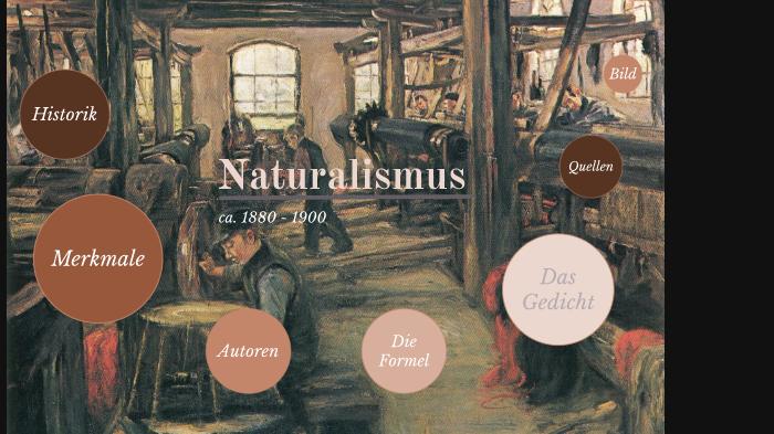 Naturalismus By Eva Schieber On Prezi Next