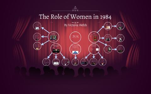 The Role of Women in 1984 by Victoria Webb on Prezi