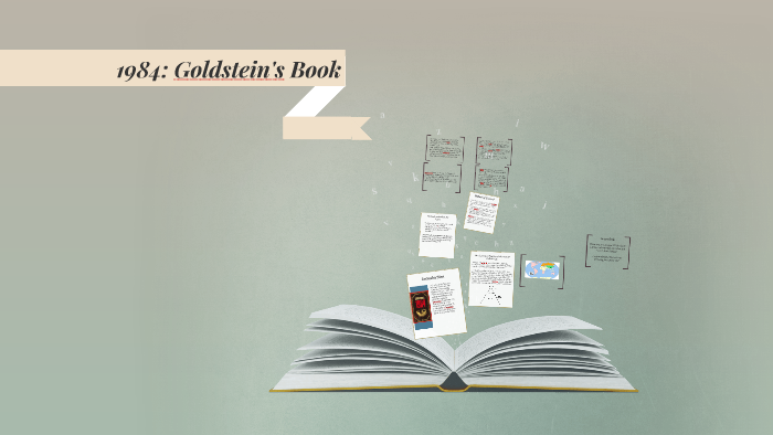 1984 Summary Of Goldsteins Book By On Prezi