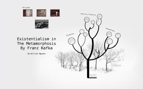 existentialism in metamorphosis