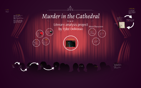 role of tempters in murder in the cathedral