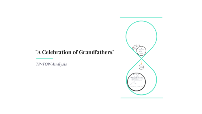 a celebration of grandfathers by rudolfo anaya summary