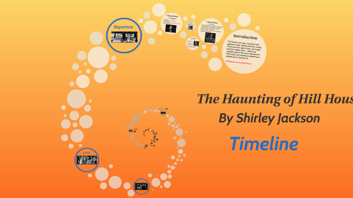The Haunting Of Hill House Timeline By Mimie Sun