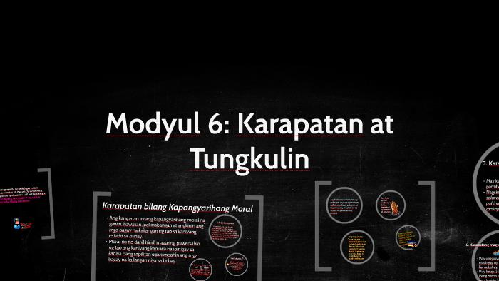 Karapatan at Tungkulin by Darrel Tangonan on Prezi