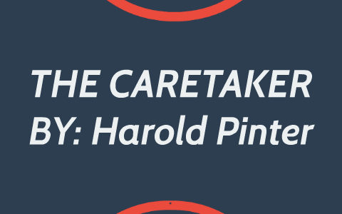 critical analysis of the caretaker