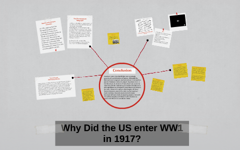 4 reasons the us entered ww1