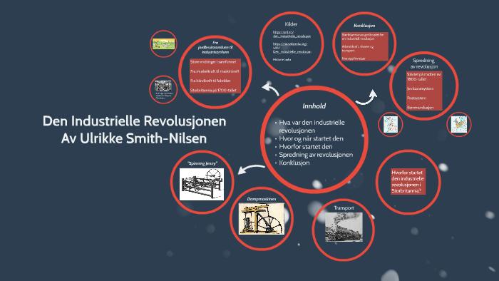 hvorfor startet den industrielle revolusjonen i storbritannia