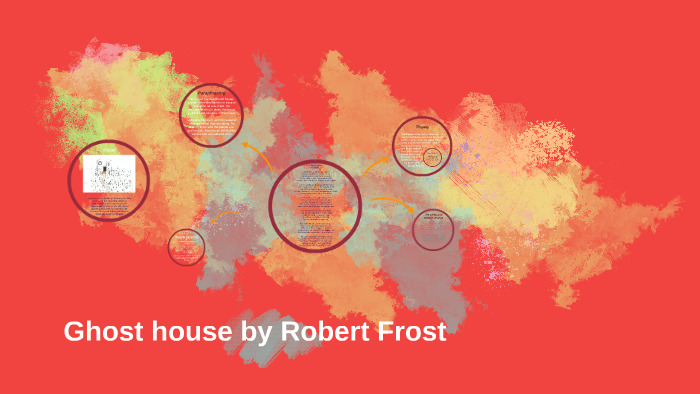ghost house robert frost
