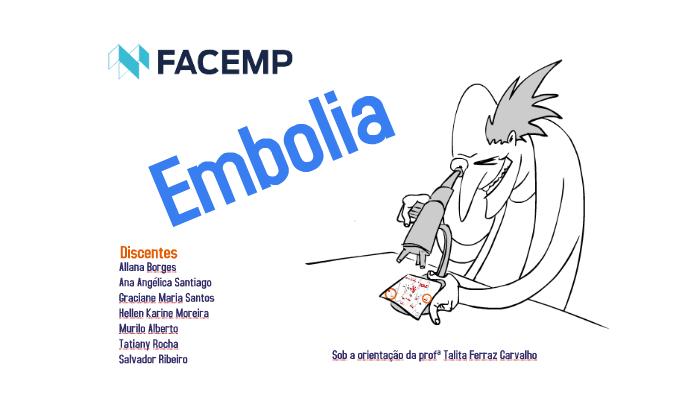 Embolia Pulmonar Gordurosa - Pdf