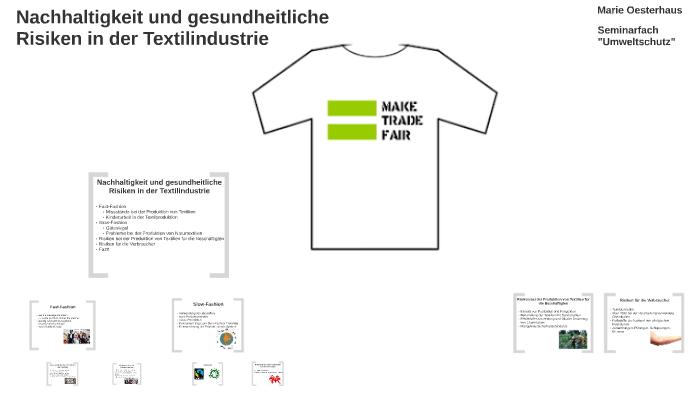 In Textilindu By Und Der Nachhaltigkeit Risiken Gesundheitliche IbgfY67ymv