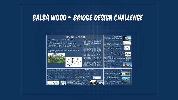 Balsa Wood Bridge Design Challenge By Michela Tenaglia On Prezi Next