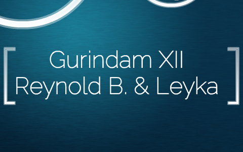 Gurindam Xii By Reynold Bernadi On Prezi