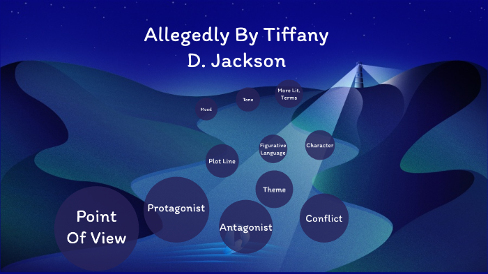 Allegedly By Tiffany D  Jackson by Taylor Hall on Prezi Next