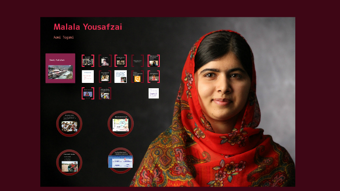 Malala Yousafzai by on Prezi Next