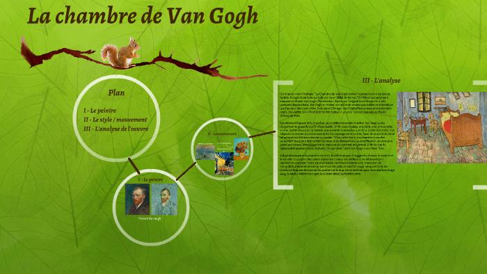 La Chambre De Van Gogh By Jean Kévin Dubois On Prezi