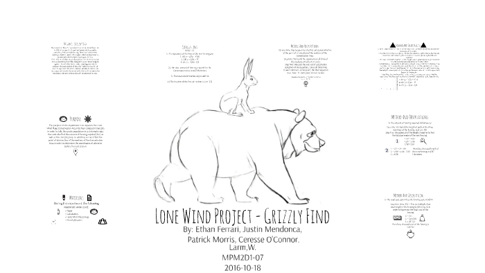 Lone Wind Project - Grizzly Find by Cers O on Prezi