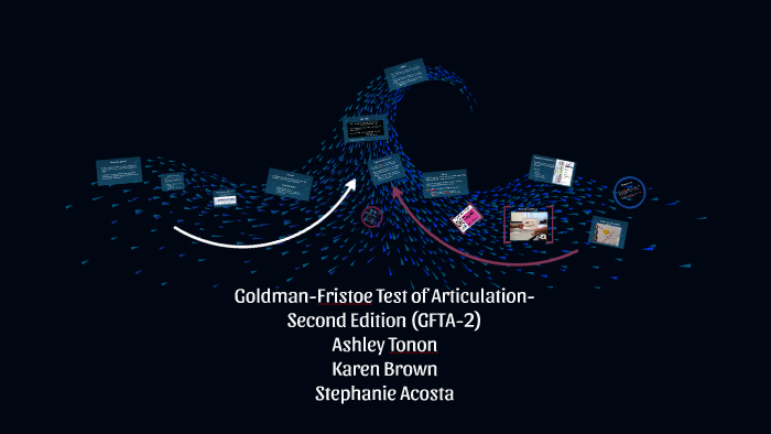 Goldman Fristoe Test of Articulation-Second Edition (GFTA-2) by