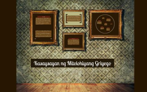 Kasaysayan ng Mitolohiyang Griyego by Myka Barcena on Prezi