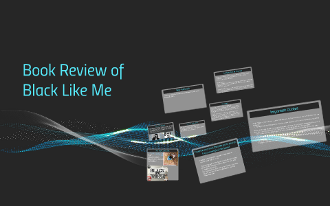 black like me book review