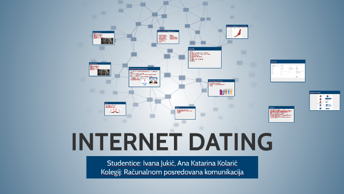 Internetska poruka za upoznavanje tipa