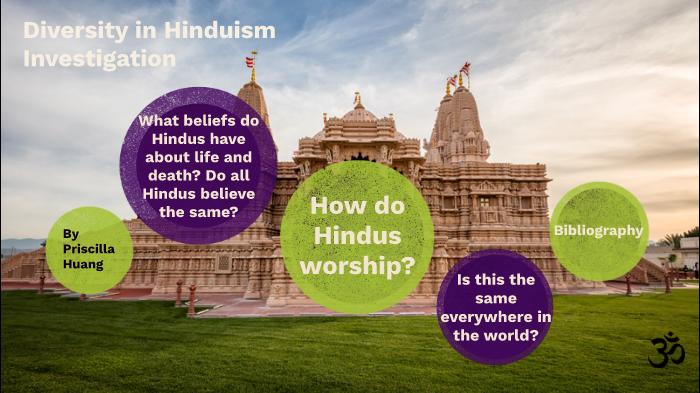 Hinduism Investigation - Priscilla Huang by Priscilla Huang
