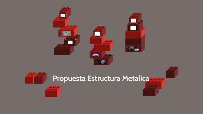 Propuesta Estructura Metalica By Christopher Espinoza On Prezi