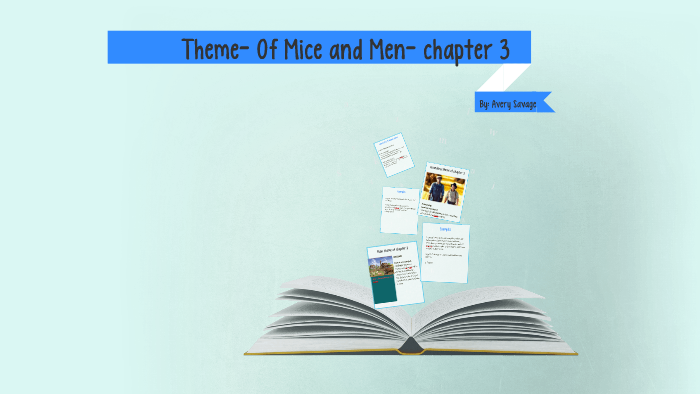 diction in of mice and men