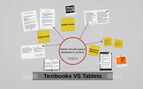 textbooks are better than tablets