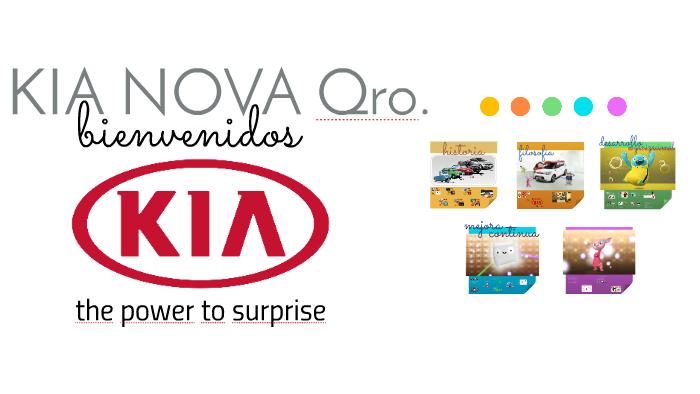 Kia Nova Qro By Josue Barrrón On Prezi