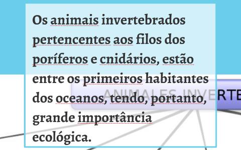 Poríferos By Helena Martins On Prezi