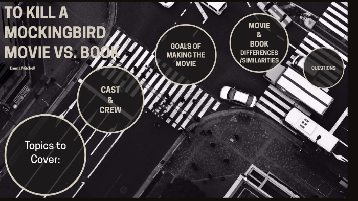 to kill a mockingbird book vs movie essay
