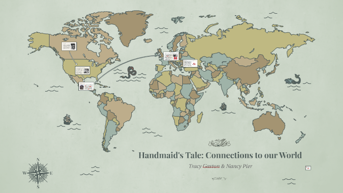 Handmaid S Tale Connections To Our World By