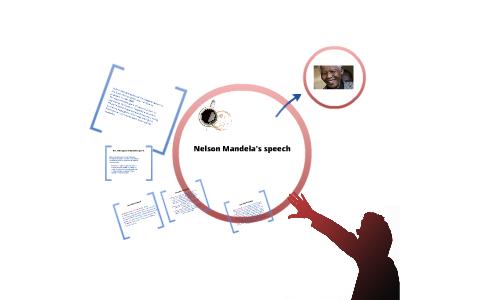 glory and hope nelson mandela speech