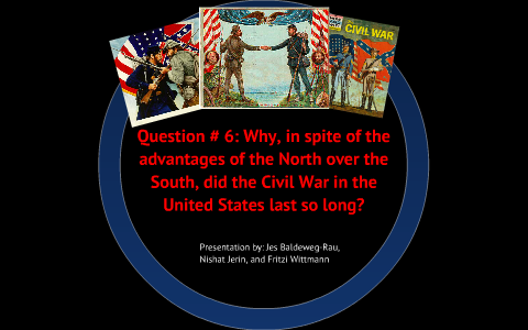 what advantages did the north have