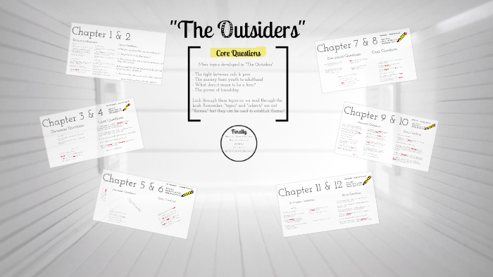 the outsiders chapter 12 questions