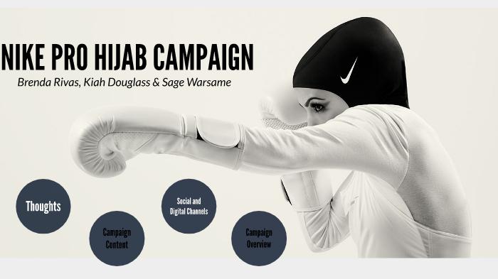 Especificado Mar sensibilidad  Nike Pro Hijab Campaign by Brenda Rivas