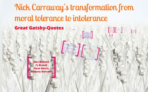 quotes about nick carraway