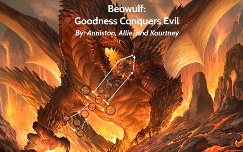 Beowulf Project Good V Evil By Anniston Richey On Prezi