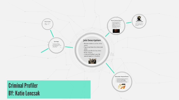 Criminal Profiler by Katie Lencsak on Prezi