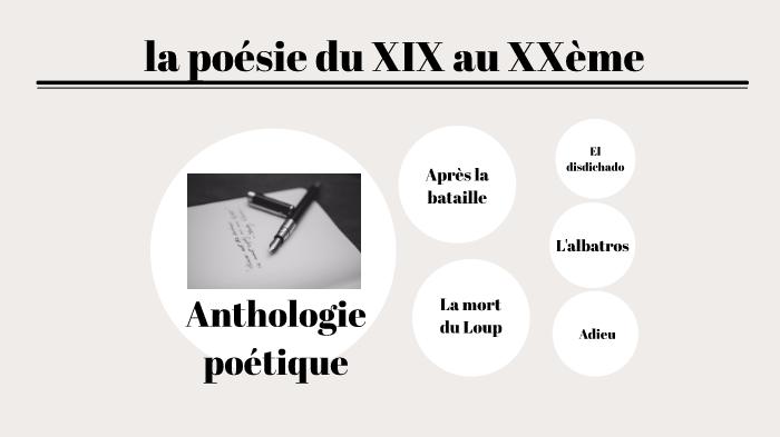 La Poésie Du Xix Au Xxème By Shug Argote On Prezi Next
