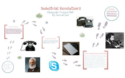 alexander graham bell industrial revolution