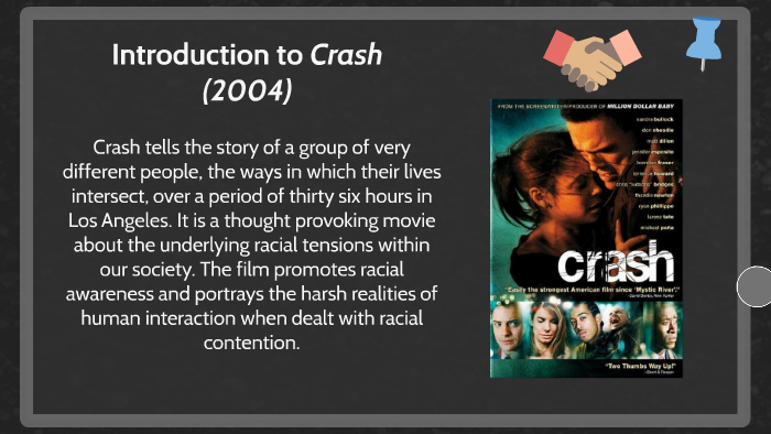 crash 2004 character analysis
