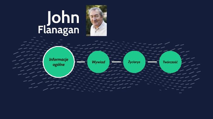 John Flanagan By Mateusz Kwiatkowski On Prezi Next