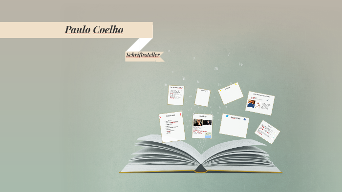 Paulo Coelho By Valentina Garofalo On Prezi