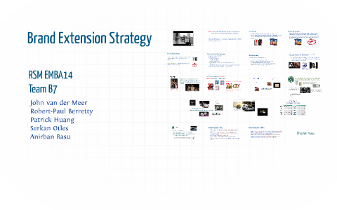 what is brand extension strategy