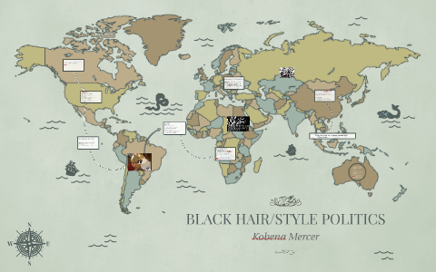 Black Hair Style Politics By Esteban Jaramillo
