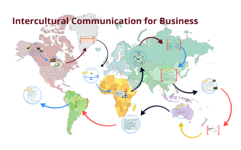Intercultural Communication for Business by Sabrina Chan on
